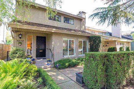 R2268860 - 6574 VINE STREET, S.W. Marine, Vancouver, BC - House/Single Family
