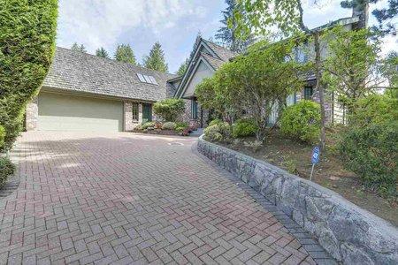 R2268896 - 990 SHERWOOD LANE, Ambleside, West Vancouver, BC - House/Single Family