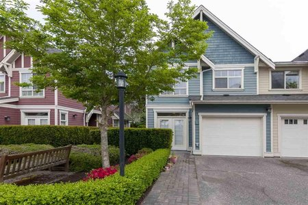 R2268927 - 8 9600 NO. 3 ROAD, Saunders, Richmond, BC - Townhouse