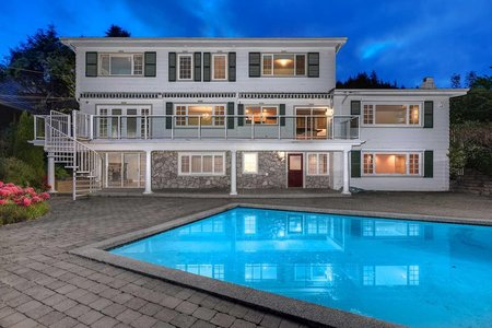 R2268946 - 680 ANDOVER CRESCENT, British Properties, West Vancouver, BC - House/Single Family