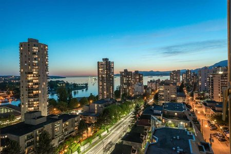 R2269056 - 1606 1003 PACIFIC STREET, West End VW, Vancouver, BC - Apartment Unit