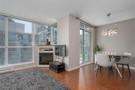R2269083 - 1804 1189 MELVILLE STREET, Coal Harbour, Vancouver, BC - Apartment Unit