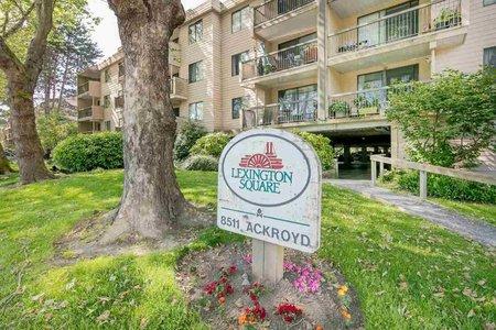 R2269104 - 325 8511 ACKROYD ROAD, Brighouse, Richmond, BC - Apartment Unit