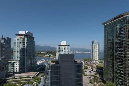 R2269192 - 1003 1415 W GEORGIA STREET, Coal Harbour, Vancouver, BC - Apartment Unit
