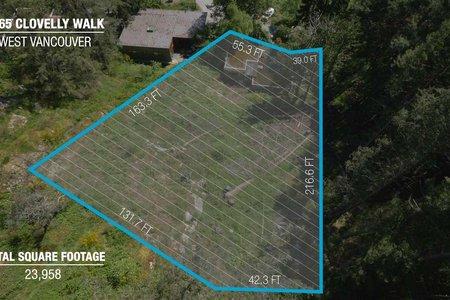 R2269338 - 4765 CLOVELLY WALK, Caulfeild, West Vancouver, BC - House/Single Family