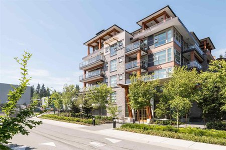 R2269398 - 322 3602 ALDERCREST DRIVE, Roche Point, North Vancouver, BC - Apartment Unit