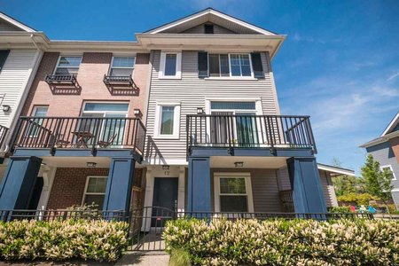 R2269477 - 12 9651 ALBERTA ROAD, McLennan North, Richmond, BC - Townhouse
