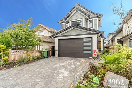 R2269500 - 4902 DUNCLIFFE ROAD, Steveston South, Richmond, BC - House/Single Family