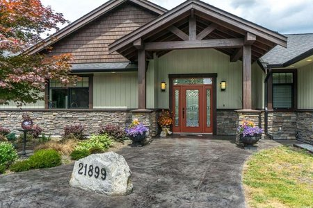 R2269905 - 21899 127 AVENUE, West Central, Maple Ridge, BC - House with Acreage