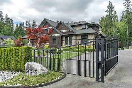 R2269947 - 26445 124 AVENUE, Websters Corners, Maple Ridge, BC - House with Acreage