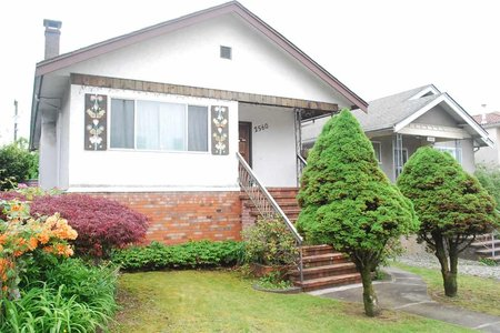 R2270010 - 2560 DUNDAS STREET, Hastings East, Vancouver, BC - House/Single Family