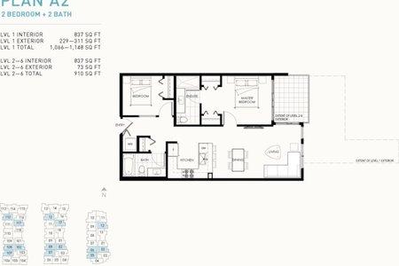 R2270020 - 302 10177 RIVER DRIVE, Bridgeport RI, Richmond, BC - Apartment Unit