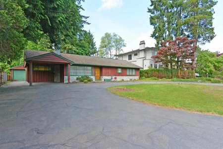 R2270161 - 8483 WILTSHIRE STREET, S.W. Marine, Vancouver, BC - House/Single Family