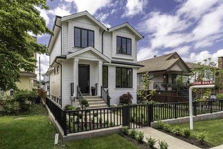 R2270164 - 1221 ROSSLAND STREET, Renfrew VE, Vancouver, BC - House/Single Family