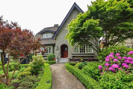 R2270252 - 4576 W 3RD AVENUE, Point Grey, Vancouver, BC - House/Single Family