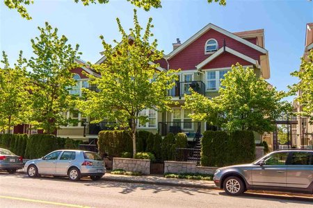 R2270429 - 956 W 16TH AVENUE, Cambie, Vancouver, BC - Townhouse