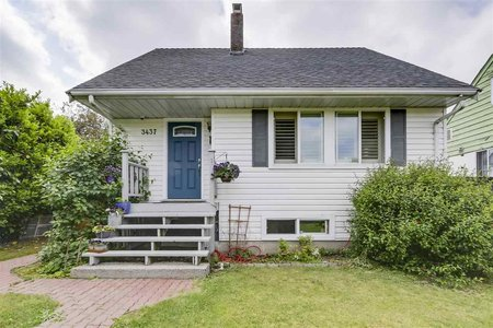 R2270475 - 3437 DIEPPE DRIVE, Renfrew Heights, Vancouver, BC - House/Single Family