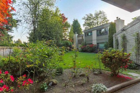 R2270526 - 1211 PLATEAU DRIVE, Pemberton Heights, North Vancouver, BC - Townhouse