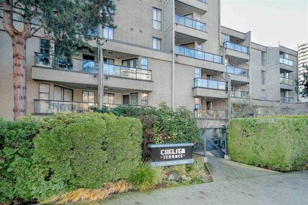 R2270614 - 906 1040 PACIFIC STREET, West End VW, Vancouver, BC - Apartment Unit