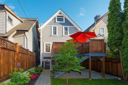 R2270691 - 2147 E PENDER STREET, Hastings, Vancouver, BC - House/Single Family