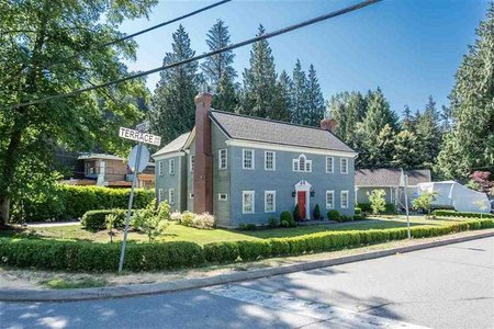 R2270774 - 2660 TERRACE AVENUE, Capilano NV, North Vancouver, BC - House/Single Family