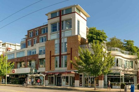 R2270776 - 201 2288 W BROADWAY, Kitsilano, Vancouver, BC - Apartment Unit