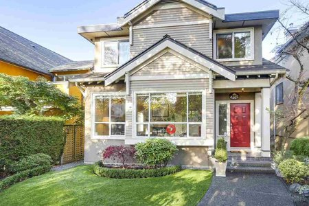 R2270789 - 4407 W 7TH AVENUE, Point Grey, Vancouver, BC - House/Single Family