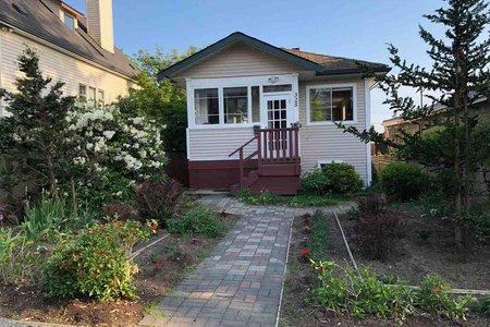 R2270818 - 325 W 22ND STREET, Central Lonsdale, North Vancouver, BC - House/Single Family