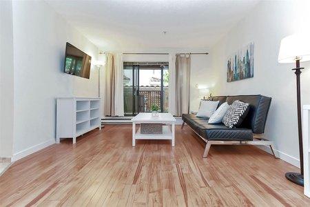 R2270927 - 101 1106 PACIFIC STREET, West End VW, Vancouver, BC - Apartment Unit