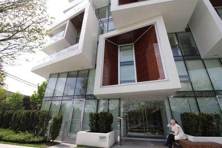 R2271004 - 505 5699 BAILLIE STREET, Cambie, Vancouver, BC - Apartment Unit