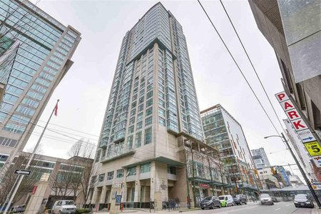 R2271042 - 504 438 SEYMOUR STREET, Downtown VW, Vancouver, BC - Apartment Unit
