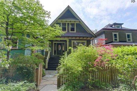 R2271062 - 1416-1418 E 10TH AVENUE, Grandview VE, Vancouver, BC - House/Single Family