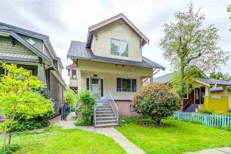 R2271309 - 2036 GRAVELEY STREET, Grandview VE, Vancouver, BC - House/Single Family