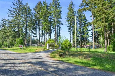 R2271373 - 161 208 STREET, Campbell Valley, Langley, BC - House with Acreage
