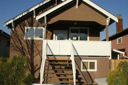 R2271416 - 2211 E 1ST AVENUE, Grandview VE, Vancouver, BC - House/Single Family
