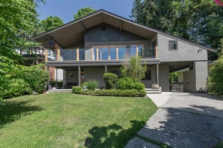 R2271430 - 4710 CEDARCREST AVENUE, Canyon Heights NV, North Vancouver, BC - House/Single Family