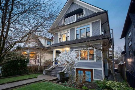 R2271576 - 21 E 22ND AVENUE, Main, Vancouver, BC - House/Single Family