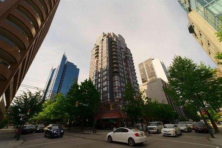 R2271678 - 1901 811 HELMCKEN STREET, Downtown VW, Vancouver, BC - Apartment Unit