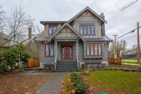 R2271877 - 3803 W 26TH AVENUE, Dunbar, Vancouver, BC - House/Single Family