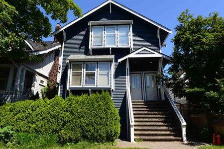 R2272255 - 3317 W 3RD AVENUE, Kitsilano, Vancouver, BC - House/Single Family