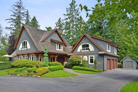 R2272271 - 21985 86A AVENUE, Fort Langley, Langley, BC - House with Acreage
