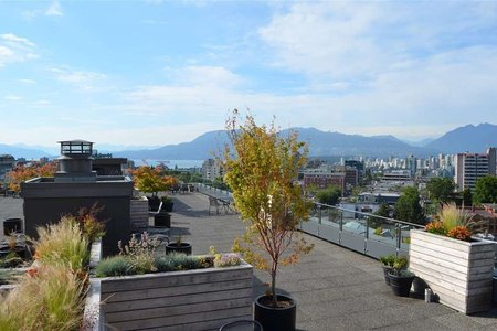 R2272417 - 313 1445 MARPOLE AVENUE, Fairview VW, Vancouver, BC - Apartment Unit