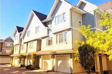 R2272427 - 18 7420 MOFFATT ROAD, Brighouse South, Richmond, BC - Townhouse