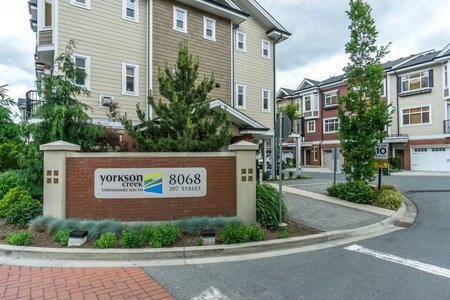 R2272430 - 50 8068 207 STREET, Willoughby Heights, Langley, BC - Townhouse