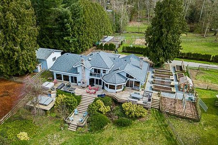 R2272452 - 1039 235 STREET, Campbell Valley, Langley, BC - House with Acreage