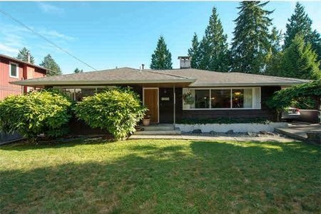R2272592 - 1347 DEMPSEY ROAD, Lynn Valley, North Vancouver, BC - House/Single Family