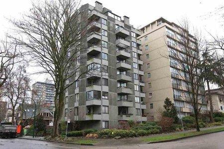 R2272648 - 304 1108 NICOLA STREET, West End VW, Vancouver, BC - Apartment Unit