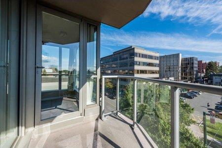 R2272814 - 508 1575 W 10 AVENUE, Fairview VW, Vancouver, BC - Apartment Unit