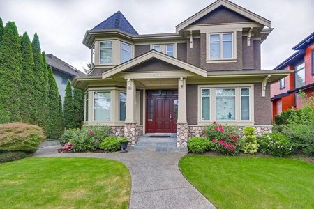 R2273103 - 4066 W 27TH AVENUE, Dunbar, Vancouver, BC - House/Single Family