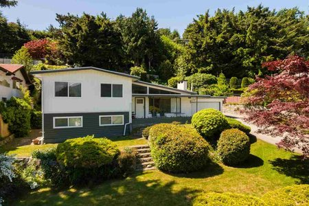 R2273208 - 569 ST. GILES ROAD, Glenmore, West Vancouver, BC - House/Single Family